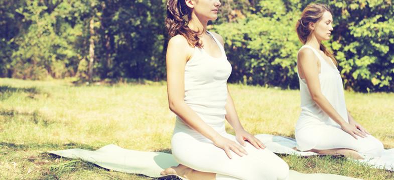 Yogamatte für Hatha Yoga