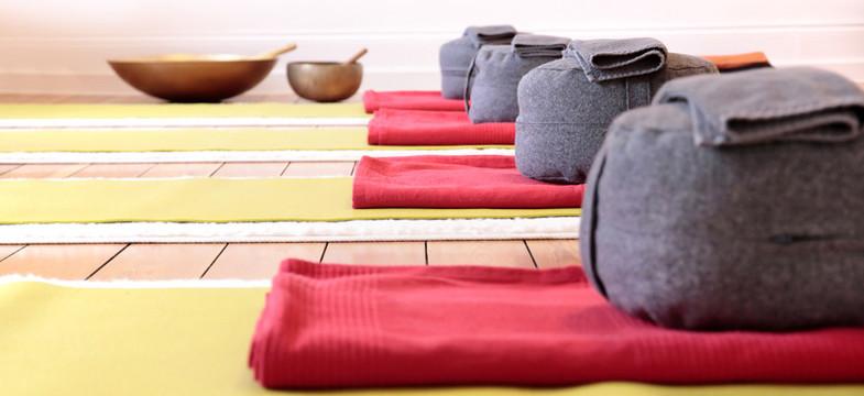 Yogamatte Natur: Überblick