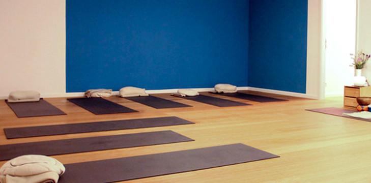 Warum eine Yogamatte und keine Pilatesmatte?