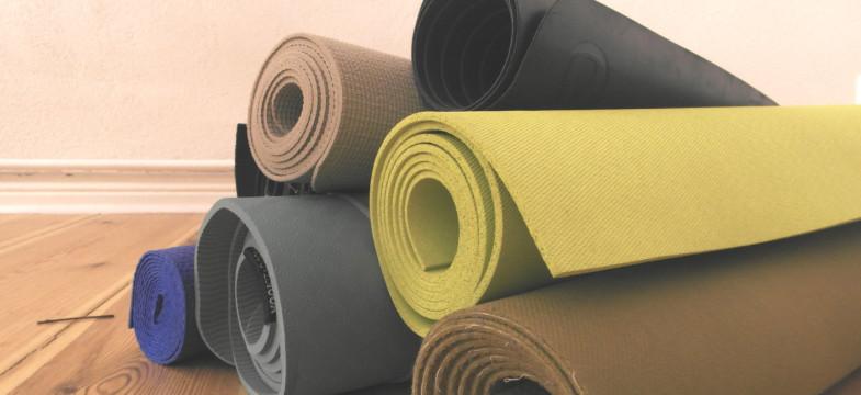 9 Tipps zum Yogamatte kaufen
