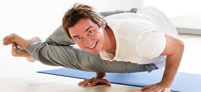 Yogamatten Tipps von Yogalehrern: Kai Hill, Anusara