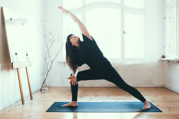 Yogamattentipps: Natalia Zieleniecki