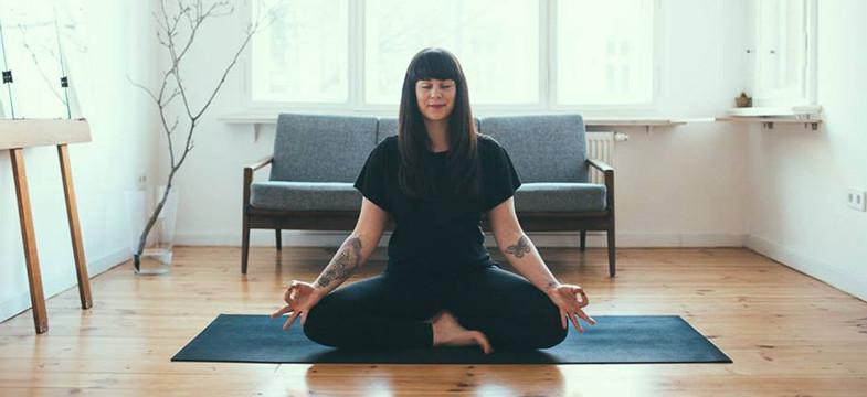 Yogamatten Tipps von Yogalehrern: Natalia Zieleniecki, Hip Hop Yoga